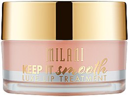 Parfüm, Parfüméria, kozmetikum Tápláló ajakápoló krém - Milani Keep It Smooth Luxe Lip Treatment