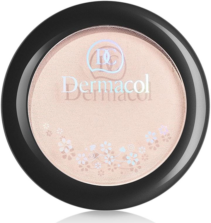 Ásványi kompakt púder - Dermacol Mineral Compact Powder
