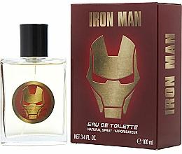 Parfüm, Parfüméria, kozmetikum Air-Val International Marvel Iron Man - Eau De Toilette