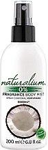 """Parfüm, Parfüméria, kozmetikum Testspray """"Kókusz"""" - Naturalium Body Mist Coconut"""