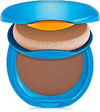 Parfüm, Parfüméria, kozmetikum Napvédő tonizáló szer - Shiseido Sun Protection Compact Foundation