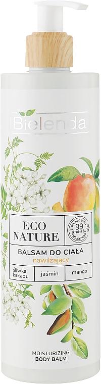 Hidratáló testbalzsam - Bielenda Eco Nature Kakadu Plum, Jasmine and Mango
