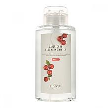 Parfüm, Parfüméria, kozmetikum Micellás víz alma kivonattal - Eunyul Daily Care Cleansing Water Apple