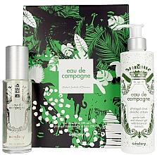 Parfüm, Parfüméria, kozmetikum Sisley Eau De Compaigne Jungle Gift Set - Szett (edt/100ml+sh/gel/250ml)
