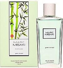 Parfüm, Parfüméria, kozmetikum Marc Misaki Green Concept - Eau De Toilette
