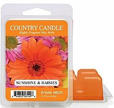 Parfüm, Parfüméria, kozmetikum Aroma viasz - Country Candle Sunshine & Daisies Wax Melts