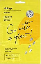 Parfüm, Parfüméria, kozmetikum Helyreállító arcmaszk - Kili-g Revitalizing Face Mask