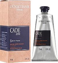 Parfüm, Parfüméria, kozmetikum Borotválkozás utáni balzsam - L'Occitane Cade After Shave Balm