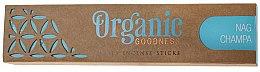 Parfüm, Parfüméria, kozmetikum Aroma pálcika - Song Of India Organic Goodness Nag Champa