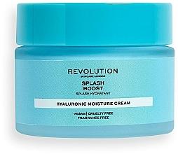 Parfüm, Parfüméria, kozmetikum Hialuronsav hidratáló arckrém - Revolution Skincare Splash Boost with Hyaluronic Acid