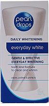 Parfüm, Parfüméria, kozmetikum Fehérítő fogkrém mindennapi használatra - Pearl Drops Everyday White