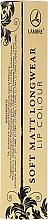Parfüm, Parfüméria, kozmetikum Folyékony matt ajakrúzs - Lambre Soft Matt Longwear Lip Colour