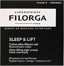 Parfüm, Parfüméria, kozmetikum Éjszakai krém ultra-lifting - Filorga Sleep & Lift Ultra-lifting Night Cream