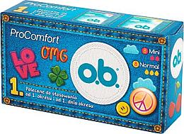 Parfüm, Parfüméria, kozmetikum Tampon, 8 db+ 8 db - O.b. Pro Comfort