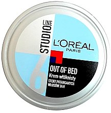 Parfüm, Parfüméria, kozmetikum Hajformázó krém - L'Oreal Paris Studio Line Out of Bed Cream