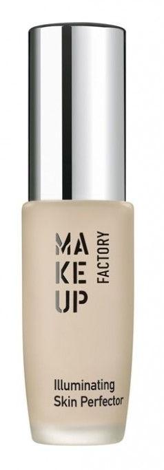 Sminkalap - Make Up Factory Illuminating Skin Perfector — fotó N1