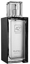 Parfüm, Parfüméria, kozmetikum 42° by Beauty More Platinum Edition Limitee - Eau De Toilette