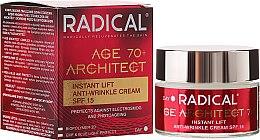 Parfüm, Parfüméria, kozmetikum Ránctalanító arckrém 70+ - Farmona Radical Age Architect Cream 70+ SPF15