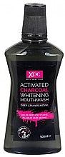 """Parfüm, Parfüméria, kozmetikum Szájöblítő """"Aktív szén"""" - Xoc Activated Charcoal Whitening Mouthwash"""