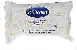 Parfüm, Parfüméria, kozmetikum Nedves törlőkendő - Bubchen Sensitive Care
