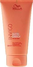 Parfüm, Parfüméria, kozmetikum Krém rakoncátlan hajra - Wella Professionals Invigo Nutri-Enrich Frizz Control Cream