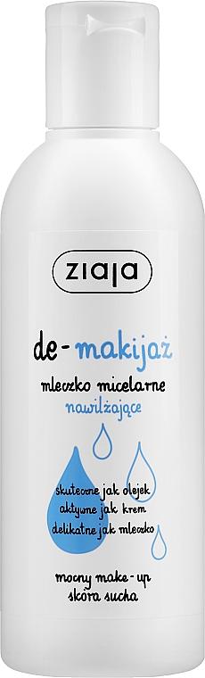Hidratáló micellás sminklemosó tej - Ziaja Micellar Lotion