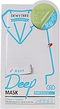Parfüm, Parfüméria, kozmetikum Hidratáló arcmaszk - Dewytree Aqua Deep Mask