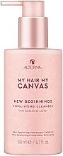Parfüm, Parfüméria, kozmetikum Hámlasztó és tisztító szer fejbőrre - Alterna My Hair My Canvas New Beginnings Exfoliating Cleanser