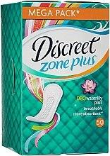 Parfüm, Parfüméria, kozmetikum Tisztasági betét Deo Water Lily Plus, 50 db - Discreet
