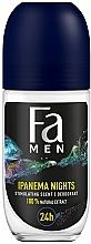 Parfüm, Parfüméria, kozmetikum Ipanema nights golyós izzadásgátló férfiaknak - Fa Men Ipanema Nights Deo Roll On