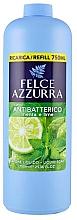 Parfüm, Parfüméria, kozmetikum Folyékony szappan - Felce Azzurra Antibacterial Mint & Lime (utántöltő)