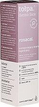 Parfüm, Parfüméria, kozmetikum Nyugtató nappali arckrém - Tolpa Dermo Face Rosacal Face Cream