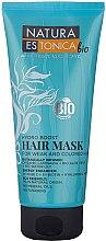 Parfüm, Parfüméria, kozmetikum Maszk gyenge és festett hajra - Natura Estonica Hydro Boost Hair Mask