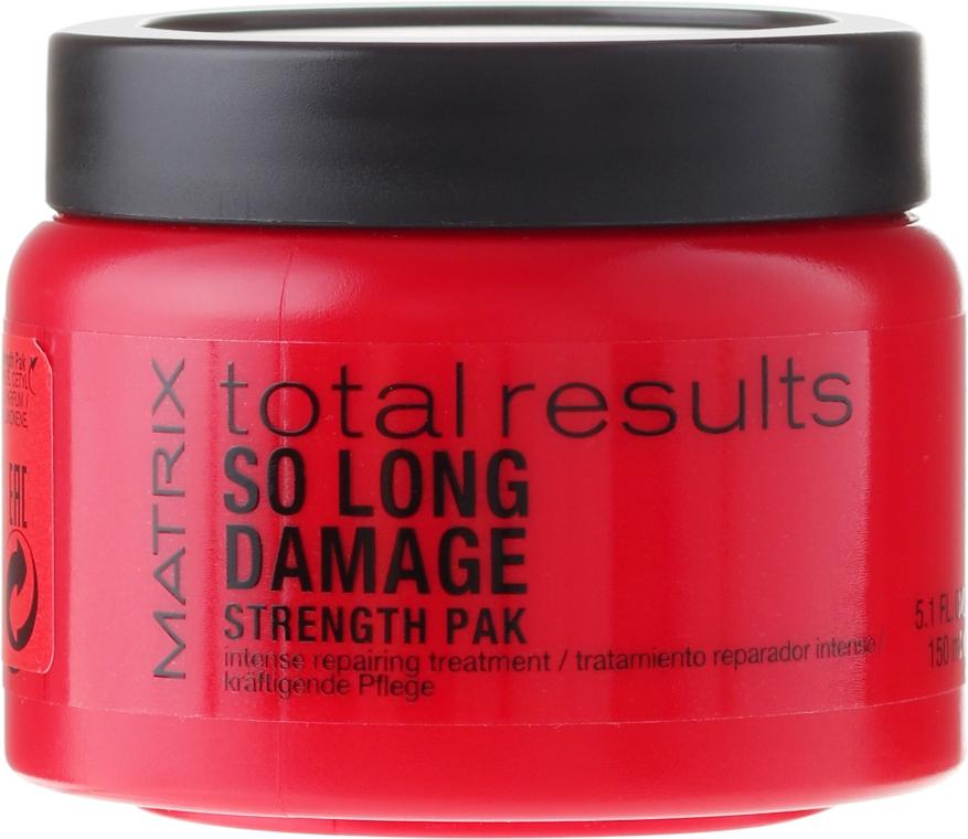 Intenzív hajpakolás - Matrix Total Results So Long Damage Mask