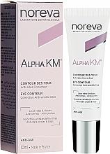 Parfüm, Parfüméria, kozmetikum Anti age szemkörnyékápoló krém - Noreva Laboratoires Alpha KM Eye Contour