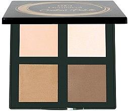 Parfüm, Parfüméria, kozmetikum Kontúr paletta - Dermacol Contour Palette