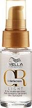 Parfüm, Parfüméria, kozmetikum Hajolaj a fénylő ragyogásért - Wella Professionals Oil Reflection Light