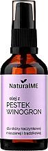 Parfüm, Parfüméria, kozmetikum Szőlőmag olaj - NaturalME (adagolóval)