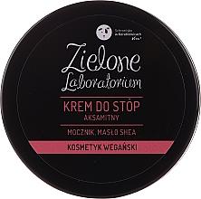 """Parfüm, Parfüméria, kozmetikum Bársonyos lábkrém """"Karbamid és sheavaj"""" - Zielone Laboratorium"""