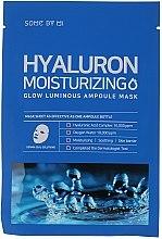 Parfüm, Parfüméria, kozmetikum Hiauloronsavas arcmaszk - Some By Mi Hyaluron Moisturizing Glow Luminous Ampoule Mask