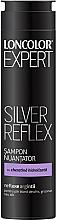 Parfüm, Parfüméria, kozmetikum Sampon szőke és szürke hajra - Loncolor Expert Silver Reflex Shampoo