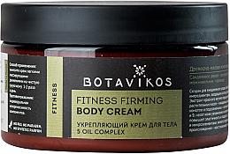 """Parfüm, Parfüméria, kozmetikum Testápoló krém 5 értékes olaj """"Fitnesz"""" - Botavikos Fitness Body Cream"""