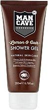 Parfüm, Parfüméria, kozmetikum Tusfürdő - Man Cave Lemon & Oak Shower Gel