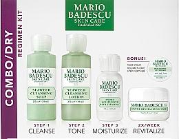 Parfüm, Parfüméria, kozmetikum Szett - Mario Badescu Combo Dry Regimen Kit (gel/59ml+lot/59ml+cr/29ml+mask/14g+eye/cr/3g)