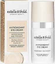 Parfüm, Parfüméria, kozmetikum Antioxidáns szemkrém - Estelle & Thild Biodefense Antioxidant Eye Cream