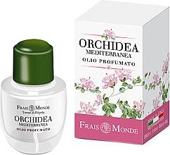 "Parfüm, Parfüméria, kozmetikum Parfüm olaj ""Mediterrán orchidea"" - Frais Monde Orchidea Mediterranea Perfumed Oil"