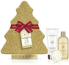 Parfüm, Parfüméria, kozmetikum Szett - Baylis & Harding Sweet Mandarin & Grapefruit (sh/cream/300ml + b/lot/200ml + b/fizzer/140g)
