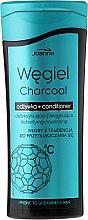 Parfüm, Parfüméria, kozmetikum Micellás kondicionáló - Joanna Charcoal Micellar Conditioner
