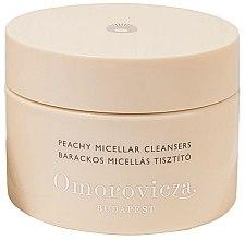 Parfüm, Parfüméria, kozmetikum Tisztító korong - Omorovicza Peachy Micellar Cleansers
