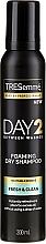 Parfüm, Parfüméria, kozmetikum Száraz sampon normál és sűrű hajra - Tresemme Day 2 Fresh & Clean Foaming Dry Shampoo